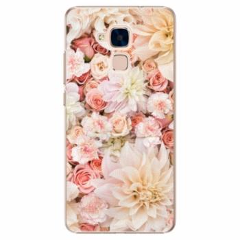 Plastové pouzdro iSaprio - Flower Pattern 06 - Huawei Honor 7 Lite