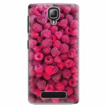 Plastové pouzdro iSaprio - Raspberry - Lenovo A1000