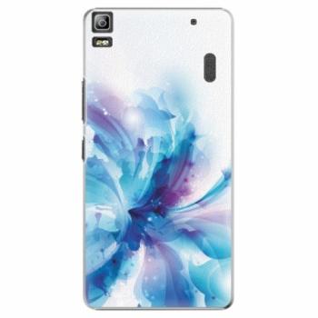 Plastové pouzdro iSaprio - Abstract Flower - Lenovo A7000