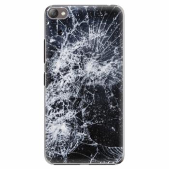 Plastové pouzdro iSaprio - Cracked - Lenovo S60