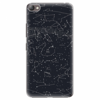 Plastové pouzdro iSaprio - Night Sky 01 - Lenovo S60