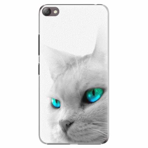 Plastové pouzdro iSaprio - Cats Eyes - Lenovo S60