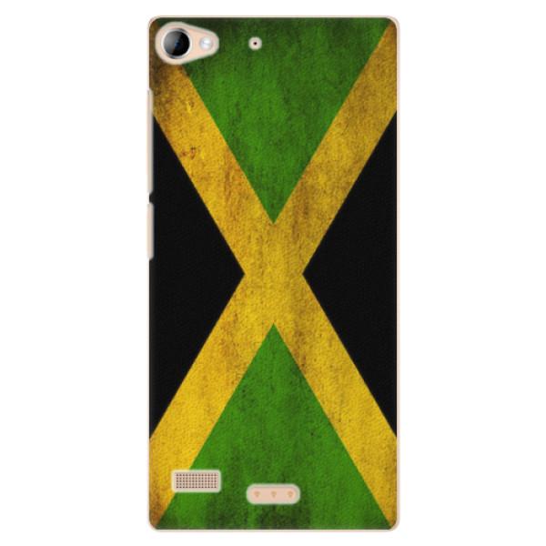 Plastové pouzdro iSaprio - Flag of Jamaica - Lenovo Vibe X2
