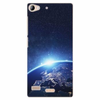 Plastové pouzdro iSaprio - Earth at Night - Lenovo Vibe X2