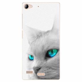 Plastové pouzdro iSaprio - Cats Eyes - Lenovo Vibe X2