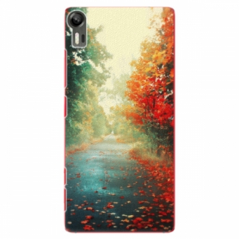 Plastové pouzdro iSaprio - Autumn 03 - Lenovo Vibe Shot