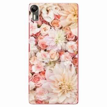 Plastové pouzdro iSaprio - Flower Pattern 06 - Lenovo Vibe Shot
