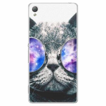 Plastové pouzdro iSaprio - Galaxy Cat - Sony Xperia Z3