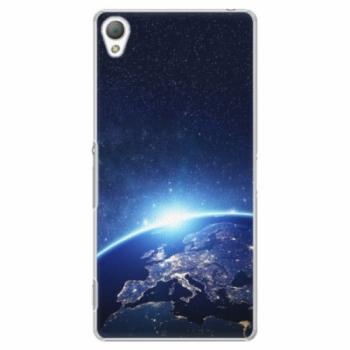 Plastové pouzdro iSaprio - Earth at Night - Sony Xperia Z3
