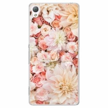 Plastové pouzdro iSaprio - Flower Pattern 06 - Sony Xperia Z3