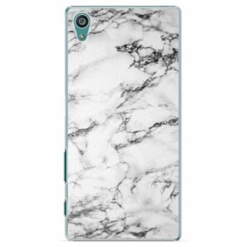 Plastové pouzdro iSaprio - White Marble 01 - Sony Xperia Z5