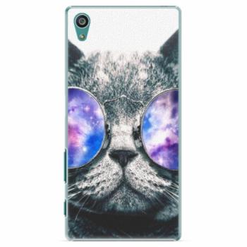 Plastové pouzdro iSaprio - Galaxy Cat - Sony Xperia Z5