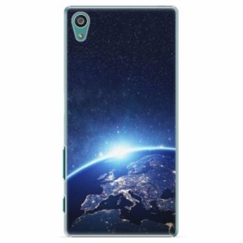 Plastové pouzdro iSaprio - Earth at Night - Sony Xperia Z5
