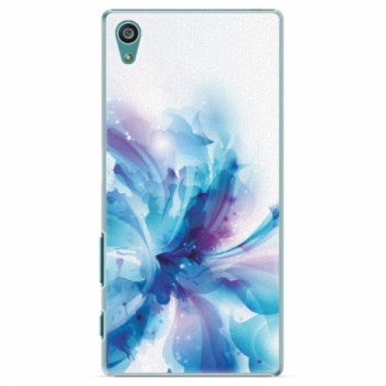 Plastové pouzdro iSaprio - Abstract Flower - Sony Xperia Z5