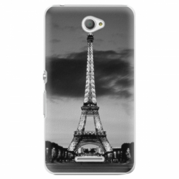 Plastové pouzdro iSaprio - Midnight in Paris - Sony Xperia E4