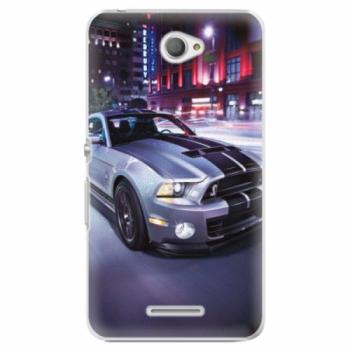 Plastové pouzdro iSaprio - Mustang - Sony Xperia E4