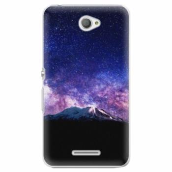 Plastové pouzdro iSaprio - Milky Way - Sony Xperia E4