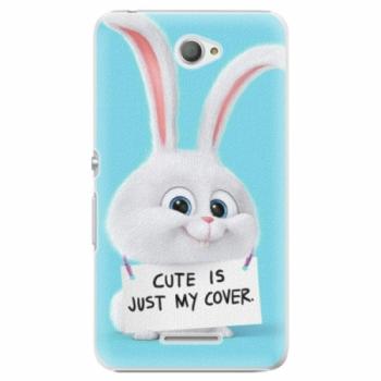 Plastové pouzdro iSaprio - My Cover - Sony Xperia E4