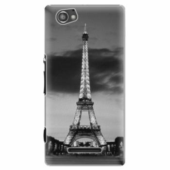 Plastové pouzdro iSaprio - Midnight in Paris - Sony Xperia M