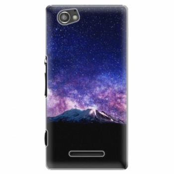 Plastové pouzdro iSaprio - Milky Way - Sony Xperia M