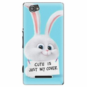 Plastové pouzdro iSaprio - My Cover - Sony Xperia M
