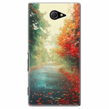 Plastové pouzdro iSaprio - Autumn 03 - Sony Xperia M2