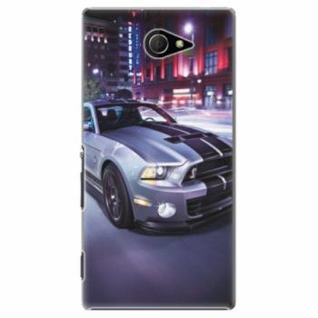 Plastové pouzdro iSaprio - Mustang - Sony Xperia M2