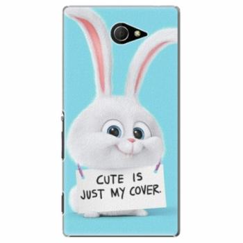 Plastové pouzdro iSaprio - My Cover - Sony Xperia M2