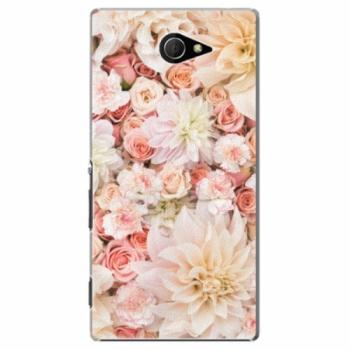 Plastové pouzdro iSaprio - Flower Pattern 06 - Sony Xperia M2