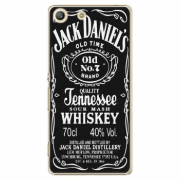 Plastové pouzdro iSaprio - Jack Daniels - Sony Xperia M5