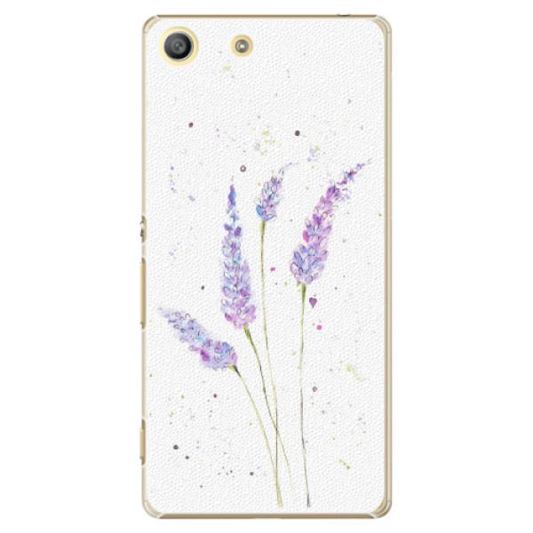 Plastové pouzdro iSaprio - Lavender - Sony Xperia M5