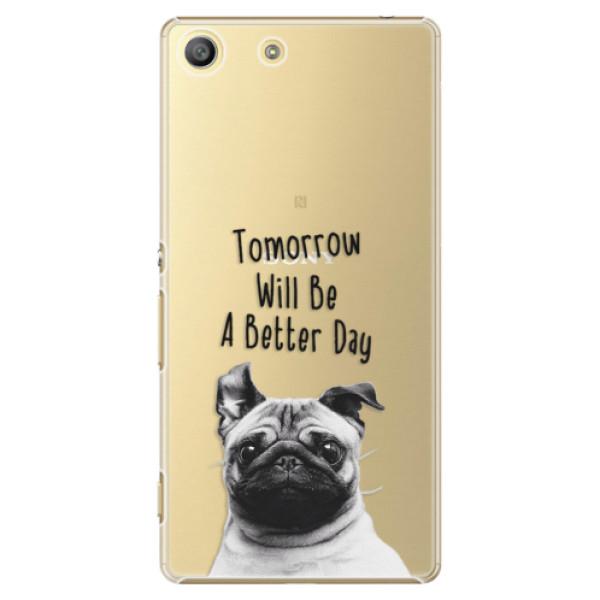 Plastové pouzdro iSaprio - Better Day 01 - Sony Xperia M5