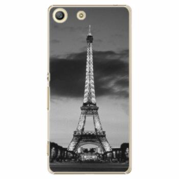Plastové pouzdro iSaprio - Midnight in Paris - Sony Xperia M5