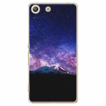 Plastové pouzdro iSaprio - Milky Way - Sony Xperia M5