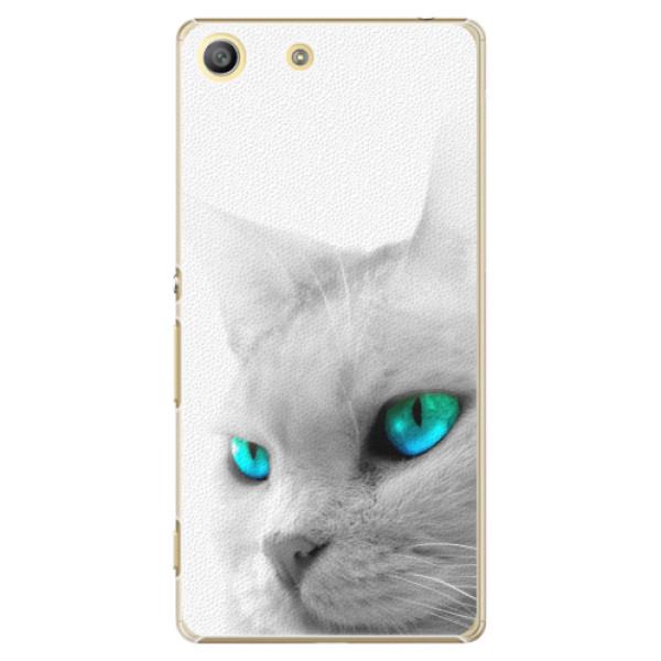 Plastové pouzdro iSaprio - Cats Eyes - Sony Xperia M5