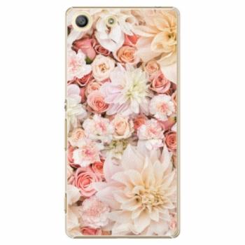 Plastové pouzdro iSaprio - Flower Pattern 06 - Sony Xperia M5