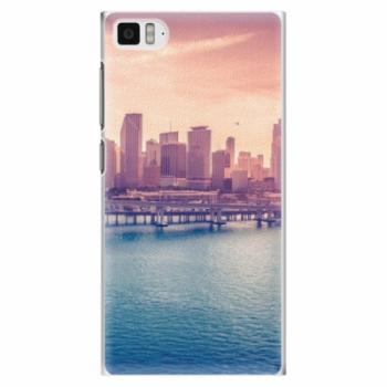 Plastové pouzdro iSaprio - Morning in a City - Xiaomi Mi3