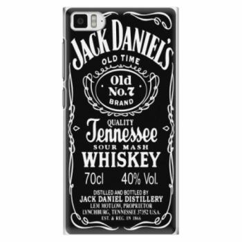 Plastové pouzdro iSaprio - Jack Daniels - Xiaomi Mi3