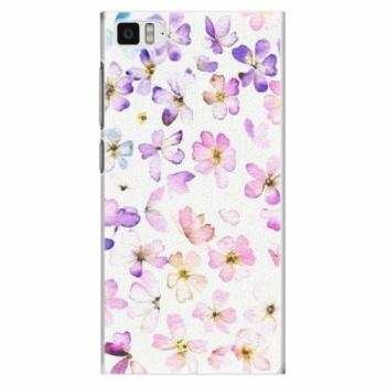 Plastové pouzdro iSaprio - Wildflowers - Xiaomi Mi3