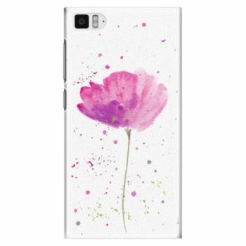 Plastové pouzdro iSaprio - Poppies - Xiaomi Mi3