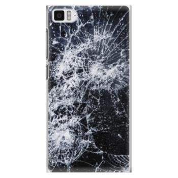 Plastové pouzdro iSaprio - Cracked - Xiaomi Mi3