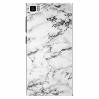 Plastové pouzdro iSaprio - White Marble 01 - Xiaomi Mi3