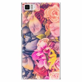 Plastové pouzdro iSaprio - Beauty Flowers - Xiaomi Mi3