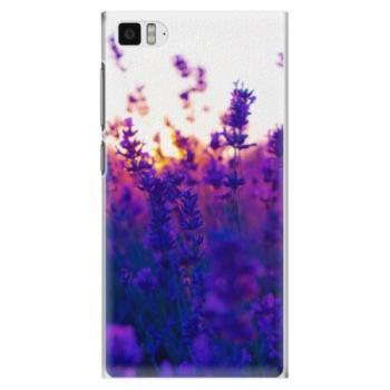 Plastové pouzdro iSaprio - Lavender Field - Xiaomi Mi3