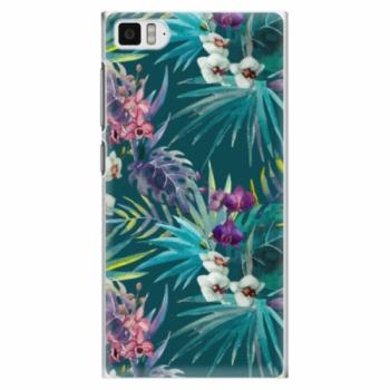 Plastové pouzdro iSaprio - Tropical Blue 01 - Xiaomi Mi3