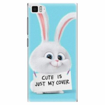Plastové pouzdro iSaprio - My Cover - Xiaomi Mi3