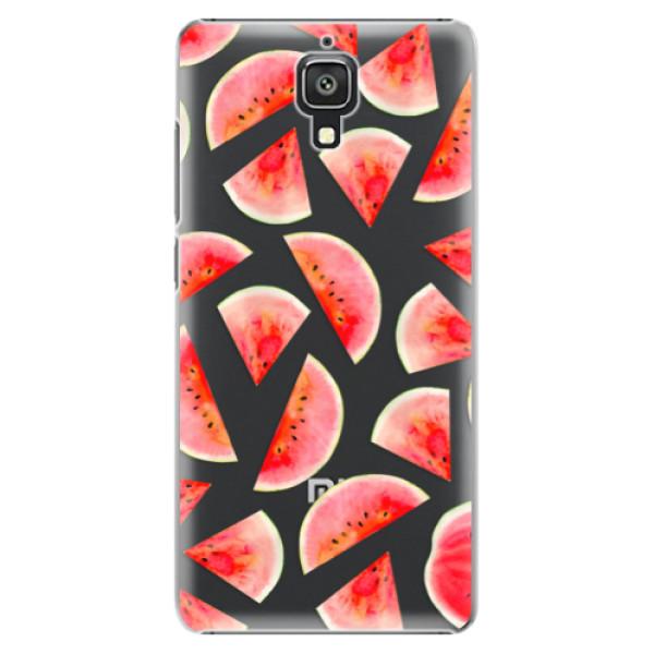 Plastové pouzdro iSaprio - Melon Pattern 02 - Xiaomi Mi4