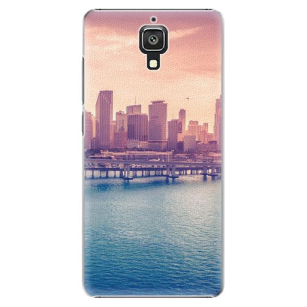 Plastové pouzdro iSaprio - Morning in a City - Xiaomi Mi4