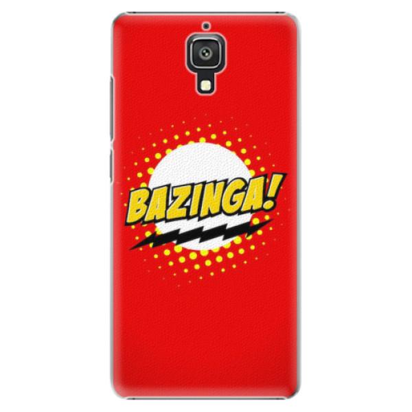 Plastové pouzdro iSaprio - Bazinga 01 - Xiaomi Mi4