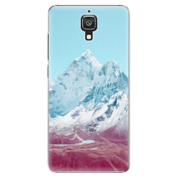 Plastové pouzdro iSaprio - Highest Mountains 01 - Xiaomi Mi4